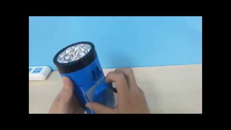 Прожектор Фонарь с AliExpress Обзор