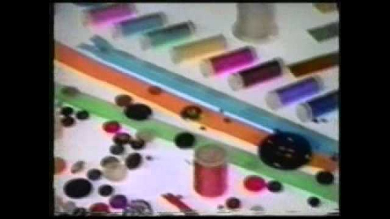 American Sewing Association - One of a Kind Commercial