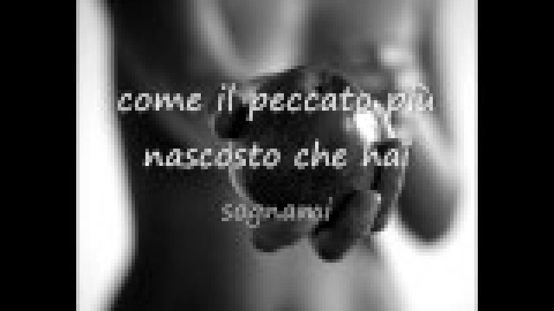Sognami A Minghi una delle più belle canzoni d'amore Video ideato da Valentina Musetti