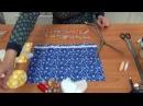 Мастер класс изготовление куклы Масленица часть 1