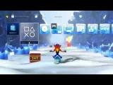 Crash Bandicoot N. Sane Trilogy PS4 - Crash 2 Bear It PS4 Theme, Music &amp Polar &amp Aku Aku PS4 Avatar!