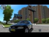 City Car Driving 1.4.1 Audi A4 1.9 TDI B5 Logitech G27