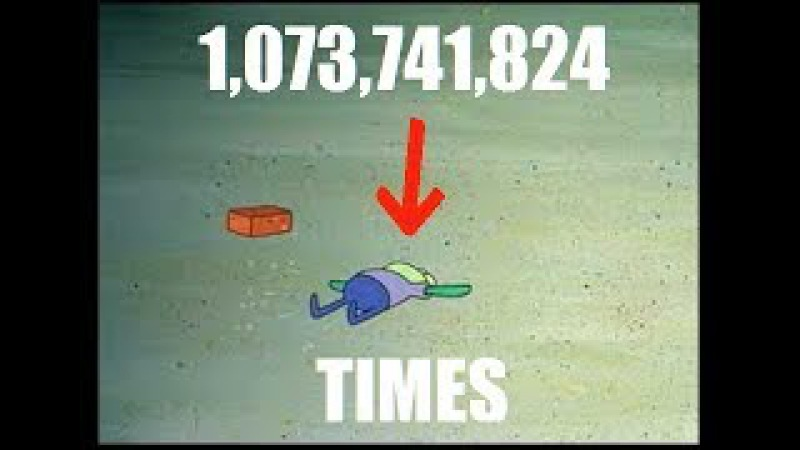 Hoopla 1,073,741,824 Times