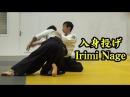 合気道 入身投げ Aikido - Irimi Nage in Grecce seminar