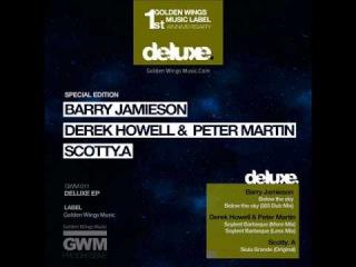 Derek Howell & Peter Martin - Soylent Barbeque (Less Mix) [Golden Wings Music]
