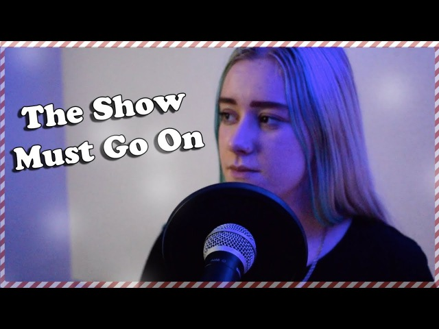 Queen - The Show Must Go On (Cover by Masha.Ts)