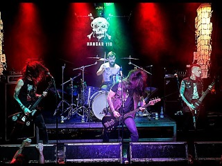 Social Chaos *IN GRIND WE CRUST* LIVE SP 2015, crust punk, death crust