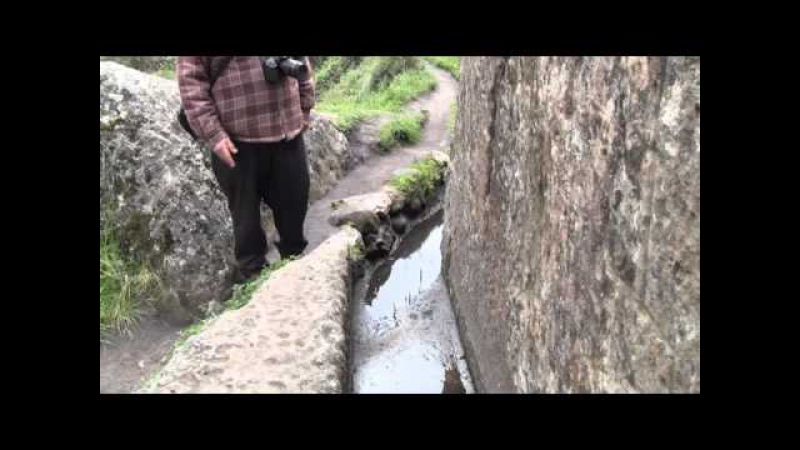 El Canal Cumbemayo, Cajamarca, Peru [2]