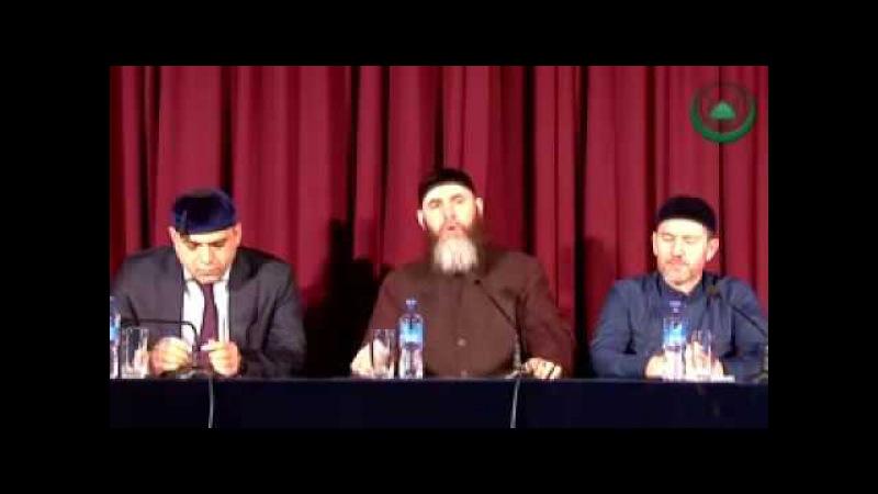 Салахь Межиев | Ахлю сунна валь джамаа