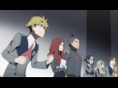 Darling in the FranXX 2 серия русская озвучка OVERLORDS / Милый во Франкcе 02