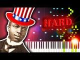 SCOTT JOPLIN - THE ENTERTAINER - Piano Tutorial