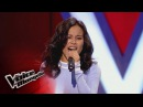 Idermaa.S - Somethings got a hold on me - Blind Audition - The Voice of Mongolia 2018