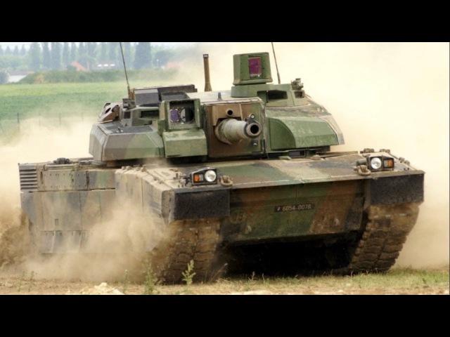 Танки которые не участвовали ни в одном бою. Самый дорогой AMX 56 «Леклерк» Сделан...
