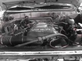 2uz FE двигатель Лексус 4,7. Работа мотора перед снятием с автомобиля.