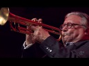 Arturo Sandoval plays FUNKY CHA-CHA at CancerBlows 2015