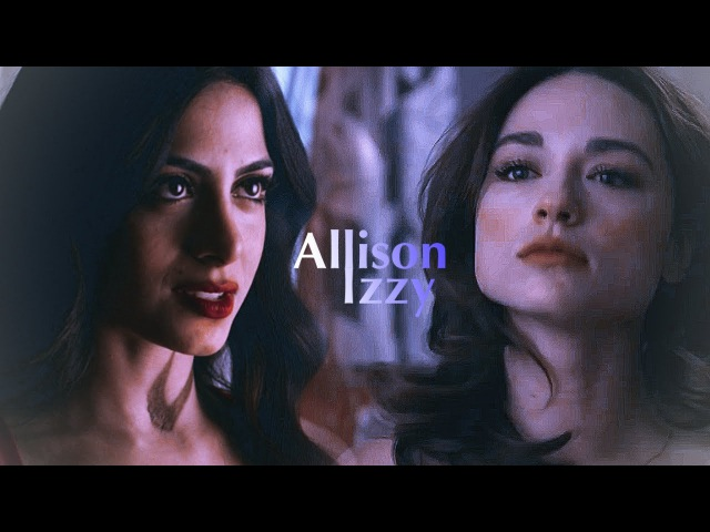 Allison Isabelle || Leaving tonight [crossover]