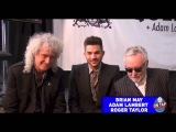 Possible Queen album with Adam Lambert Nick Carter On Tap 06 March 2014