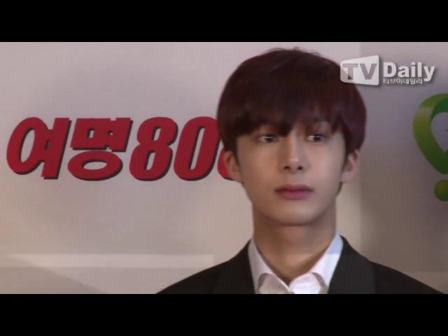 [TD영상] 몬스타엑스(MONSTA X)-청하(CHUNG HA)-전효성(Jun Hyo Seong) '2018년을 빛낼 기대주'