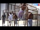 Как тренируются заключенные в тюрьме
