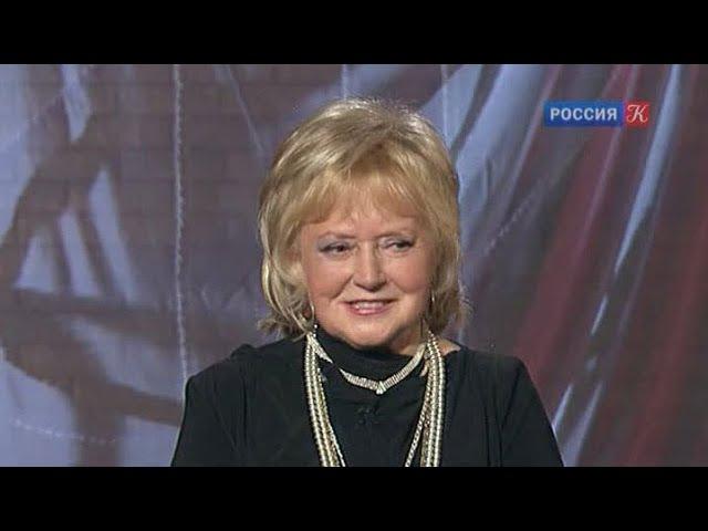 Людмила КАСАТКИНА в передаче «Линия жизни» (ГТРК «Культура» /Россия/, 2004)