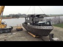 Privateer Trawler 50 2016 Construction hull superstructure