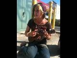 ukulele girl,