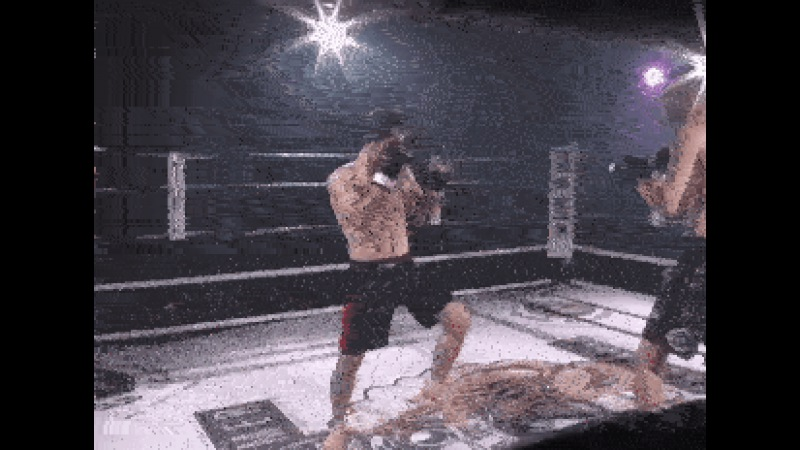 Fighter helps opponent relocate shoulder - Create, Discover and Share GIFs on Gfycat