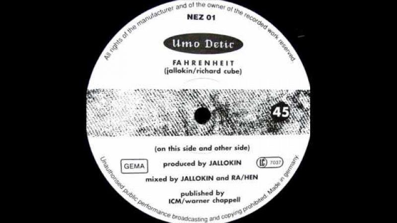 Umo Detic - Fahrenheit 1989