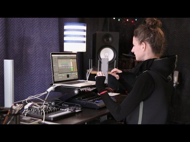 Katie Gately Sound Processing