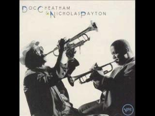 Doc Cheatham & Nicholas Payton - How Deep is the Ocean (How High is the Sky)