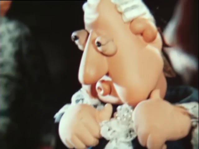 Малахитовая шкатулка (1976) Кукольный мультфильм | Золотая коллекция
