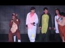 160320 The EXO'luXion Dot 동물잠옷 댄스릴레이