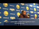DURANT: kiss courtside lady, conquer anything I put my mind to , Steph Curry, Casspi (post-GSW-DAL)