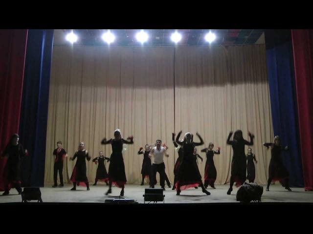 студия Тодес Подольск-репетиция -в ритме танго-