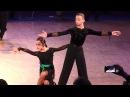 Nikita Sychev Kristina Nesterova Cha cha cha 2018 Russian Championship Yunior I Latin Final