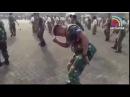 Буй буй буй Военный солдат танцует (зажигают) ПРИКОЛЬНО😂😂😂😂