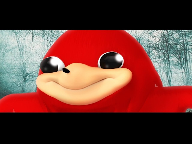 Uganda Knuckles: The Movie