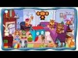 Обучающее- Развивающее видео для малышей от 3м -2 лет Корзина с игрушками, первые  ...
