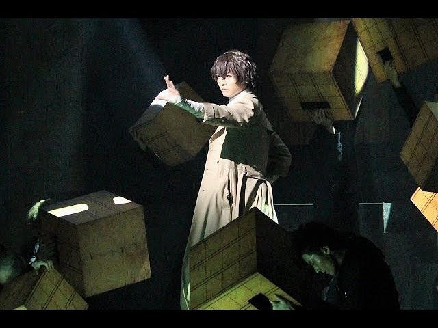 """舞台『文豪ストレイドッグス』公開ゲネプロ!""""演劇""""で魅せる異能力バ124"""