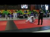 PO BJJ 2017 White belts 82 3 1 2 final Лунев Александр Набиуллин Тимур