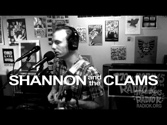 Shannon and the Clams - Ozma (Live on Radio K) » Freewka.com - Смотреть онлайн в хорощем качестве