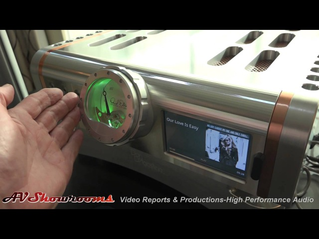 Dan D'Agostino, Master Audio Systems, MLife integrated, CES 2015