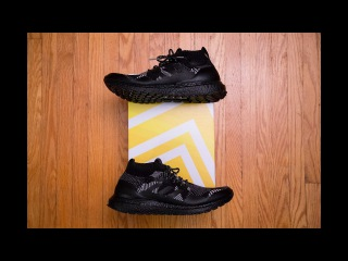 The best Boost collab of 2017? || Adidas Ultra Boost Mid ATR 'Terrain' by Kith and Nonnative Review