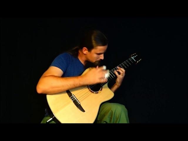 Mariusz Goli - Fade to Black ( Metallica ) fingerstyle guitar cover