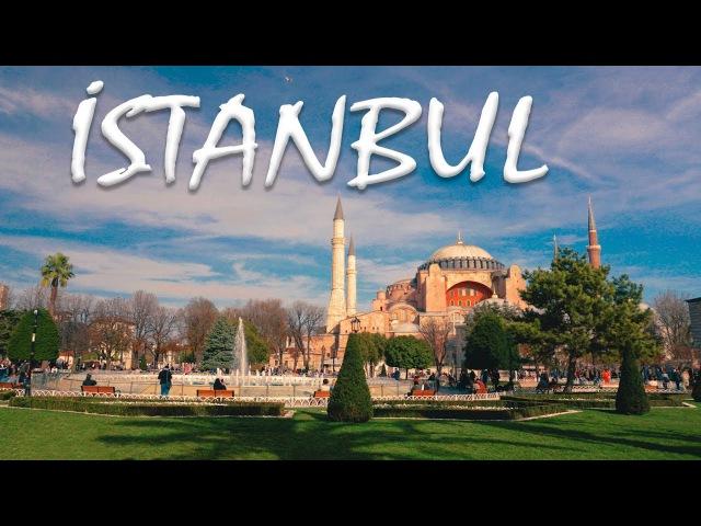 İstanbul Timelapse Drone Video Hava Çekimi 2017 / Yürüyen Kamera