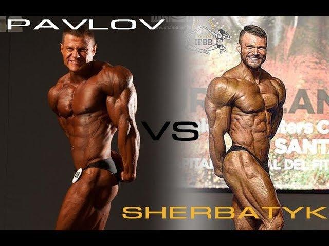 Щербатюк vs Павлов