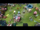 Great decision making by animal planet to end the game DotA 2 Gameplay DotA 2 Highlights
