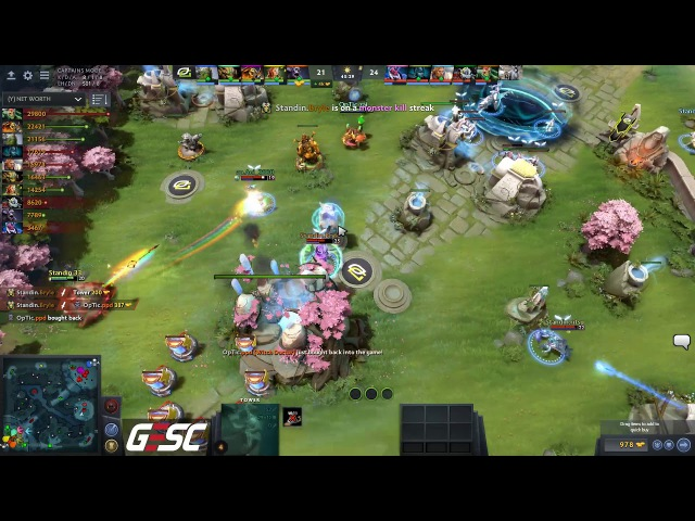 Great decision making by animal planet to end the game | DotA 2 Gameplay | DotA 2 Highlights