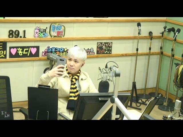 [720p]180118 DJ LeeHongGi - Kiss The Radio (Full)