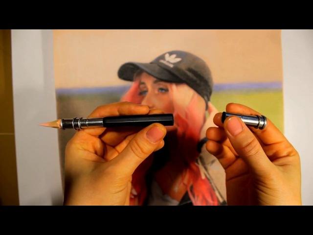 Держатель для карандаша с Aliexpress (удлинитель карандаша)